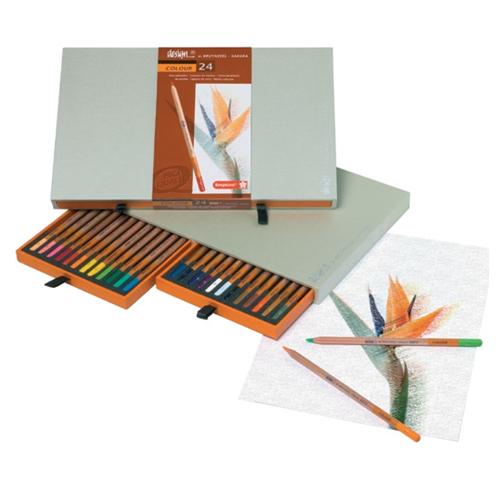Design Box 24 kleurpotloden