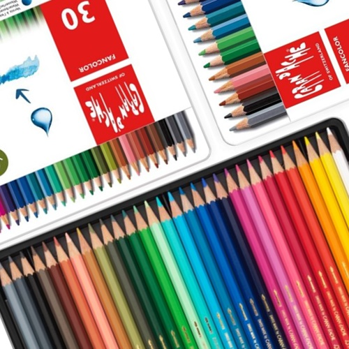Caran d'Ache Fancolor Sets