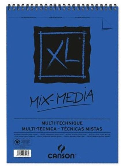 A5 Mix Media XL Blok Canson 300 gr