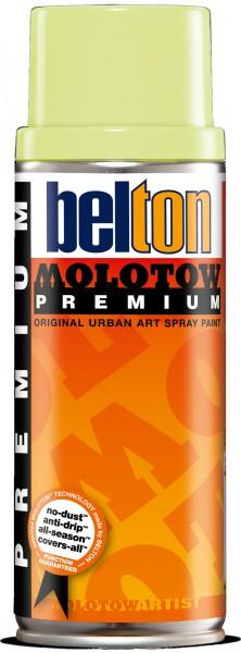 148 kiwi pastel 400 ml Molotow Premium Belton