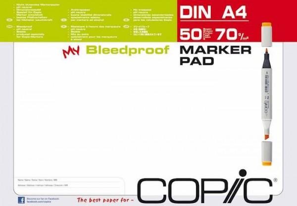 A4 Papier Copic marker blok 70G 50 vel