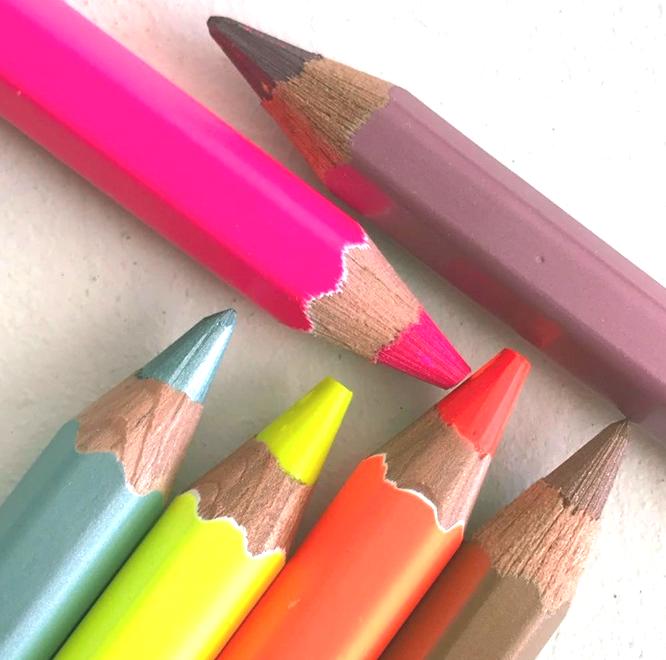 Caran d'Ache Special Colours