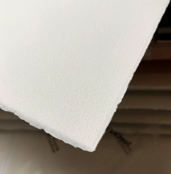 Fijn 300 gr 56x76 (online alleen per pak van 10) Aquarelpapier Arches