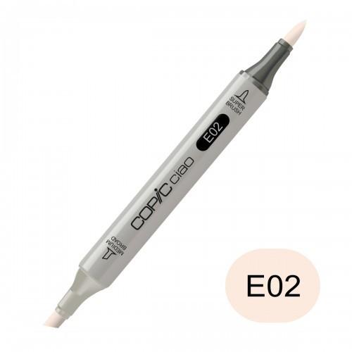 Copic Ciao marker E02