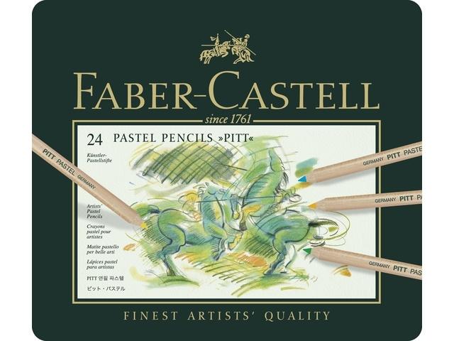 Faber Castell Pastelpotloden Pitt