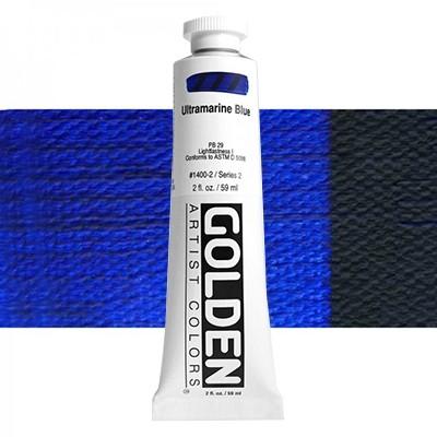 Heavy Body 1400 S2 Ultramarijnblauw Golden 60ml